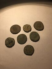 New ListingHigh Quality Ancient Roman Coin Lot Uncleaned Unresearched Ae4 (Usa Seller)