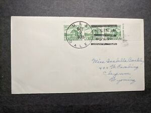 USS DALE DD-353 Naval Cover 1935 VALENCIA, SPAIN