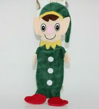 Ellen Degeneres: Fabric Crinkle Dog Chew Toy NEW, Elf!