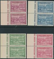 Lot Stamp Label US 1940 WWII American Committee Olympic Helsinki Finland Set MNH