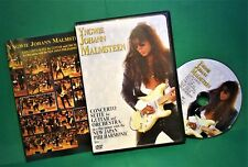 Yngwie Malmsteen  Concerto Suite for Electric Guitar and Orchestra (DVD, 2005)