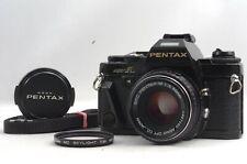 @ Ship in 24 Hrs! @ EXC! @ Pentax Super A SLR Film Camera SMC Pentax-M 50mm f2