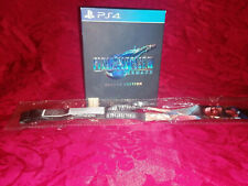 Final Fantasy VII 7 remake DELUXE EDITION + Lanyard - NO game/DLC