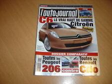 AJ N°578 BMW X5 3.0dA.Mini One Pack.206 / Clio.307 1.6