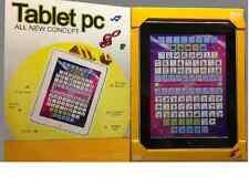 English & Spanish Educational Tablet, Laptop Computer , Kids Toy