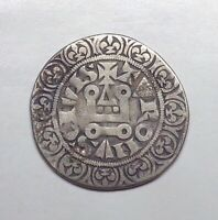 (1285-1314) France - Philip IV Gros Tournois.