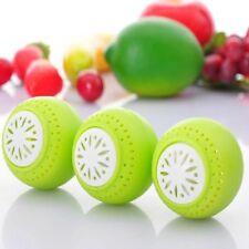 3PCS Refrigerator Vegetable Fruit Produce Stay Fresh Odor Free Balls TR0257