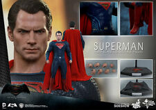Hot Toys 1/6 MMS343 Superman Batman V Superman DAWN OF JUSTICE Comme neuf
