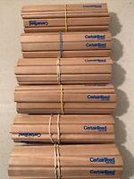 Flat Wooden Carpenter Pencils 115 Count