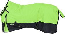 "Winter Horse Snuggit Turnout Blanket - 600D - 250 Grams - 69""-84"" - Neon Green"