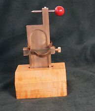 Custom made Faceting Tool Alignment Testing lapidary - Transfer Testing Tool TTT