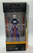 "Hasbro Star Wars The Black Series Asajj Ventress 6"" Action Figure In stock!"