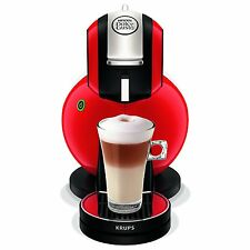 NESCAFE Dolce Gusto Melody 3 Manual Coffee Machine by Krups - Red