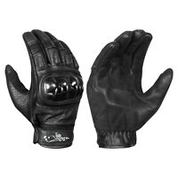 oneX Leather Best Knuckle protection Waterproof Motorcycle Motorbike Gloves