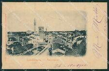 Rovigo Lendinara cartolina XB1368