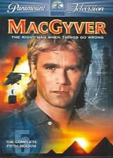 Macgyver - The Complete Fifth Season New Dvd