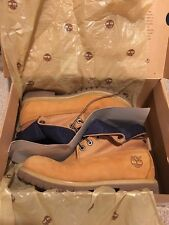 Timberland Roll Top Boots UK 7.5 - Almost Brand New £180