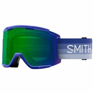 Smith Squad Xl Mirror Goggles Mtb - Klein Fade ~ Everyday Green One Size