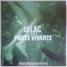 Le Lac Des Morts Vivants aka Zombie Lake OST Green Vinyl The Omega Productions