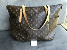 Authentic Louis Vuitton Totally Monogram GM Brown Italy