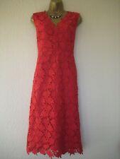 Laura Ashley lace floral dress size 16