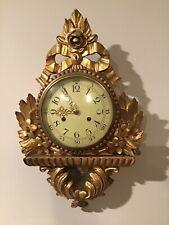 Vintage German Clock