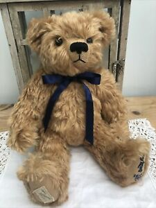 Dean's Rag Book Limited Edition 20th Anniversary 'Woodhouse' Bear  135 of 2005