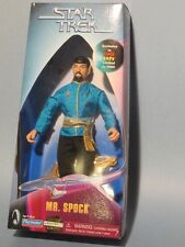 STAR TREK MIRROR, MIRROR SPOCK FIGURE! NM! STAR TREK 50TH ANNIVERSARY!
