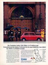 MINI - 1000-1973 - pubblicità con loghi pubblicità-genuineadvertising-NL-commercio di spedizione