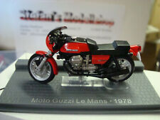Moto Guzzi 850 Le Mans 1978 rot  -Topmodell  1:24
