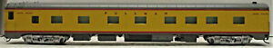 WALTHERS 932-9490 UNION PACIFIC CITIES SERIES PS 4-4-2 SLEEPER (IMPERIAL) HO