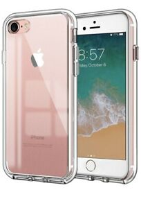 Phone Case for iPhone 7/8/SE - Crystal Clear