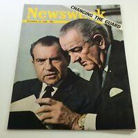 VTG Newsweek Magazine December 23 1968 - Richard Nixon & Henry Kissinger