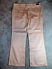 Mens Pair of Original 1970s Gap Tan pants deadstock Boot-Cut NOS 40X32 Disco era