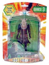 """Cult BBC Sci Fi TV DOCTOR WHO Judoon Captain 6"""" toy action figure boxed"""