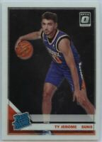 2019-20 Donruss Optic Basketball Ty Jerome RATED ROOKIE Card #167 Suns