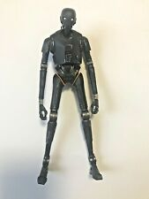 "Star Wars Black Series K-2SO #24 Rogue One 6"" Hasbro 2017 Perfect Condition"