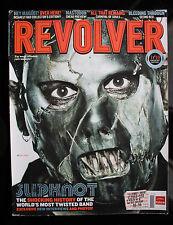 REVOLVER MAGAZINE SLIPKNOT 1 OF 10 COVERS NOV 2008 #2 PAUL GRAY