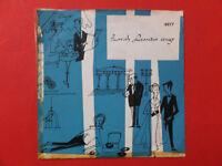 Zarah Leander singt Vinyl Opera 4977 <<ca 1957 Single<<Rarität<<neuwertig<<<<<<<