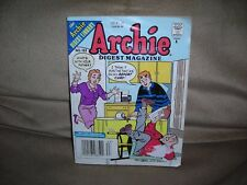 Archie Digest Magazine, June 1999, Issue #163, good condition