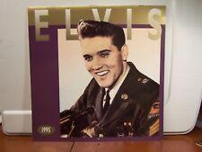 1995 Elvis Calendar Cedco Publishing Official E.P.E. Product