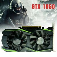 Desktop Graphics Card GTX 1050Ti 4GB GDDR5 128bit HDMI DVI VGA PCI-E 3.0 BK