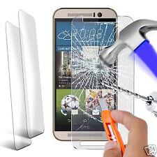 Doppelpack - Original Hartglas Film Displayschutz für HTC One M9