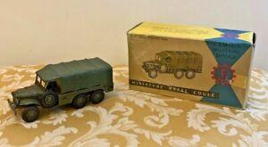 France Jouets (FJ) M. 27 Dodge 6x6 Troop Carrier Near to Mint in Original Box