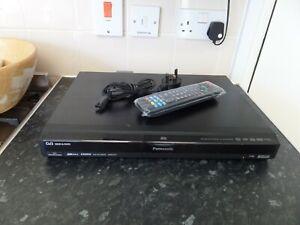 Multi-Regio PANASONIC DMR-EX77 DVD HDD Freeview Recorder 160GB HDMI  Waranty