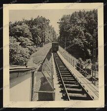 Foto-Stuttgart-Standseilbahn-Waldfriedhof-Technik-Verkehr-SSB-1930er-1