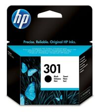 HP 301 Original Ink Cartridge - Black (CH561EE)