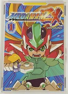 Mega Man ZX Volume 1 Digest Graphic Novel Shin Ogino Udon