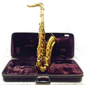 1967 Selmer Mark VI Tenor Saxophone - Repadded and Playing Great! Make an Offer!
