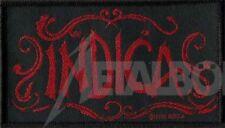Indica Logo Patch/Aufnäher 601885 #
